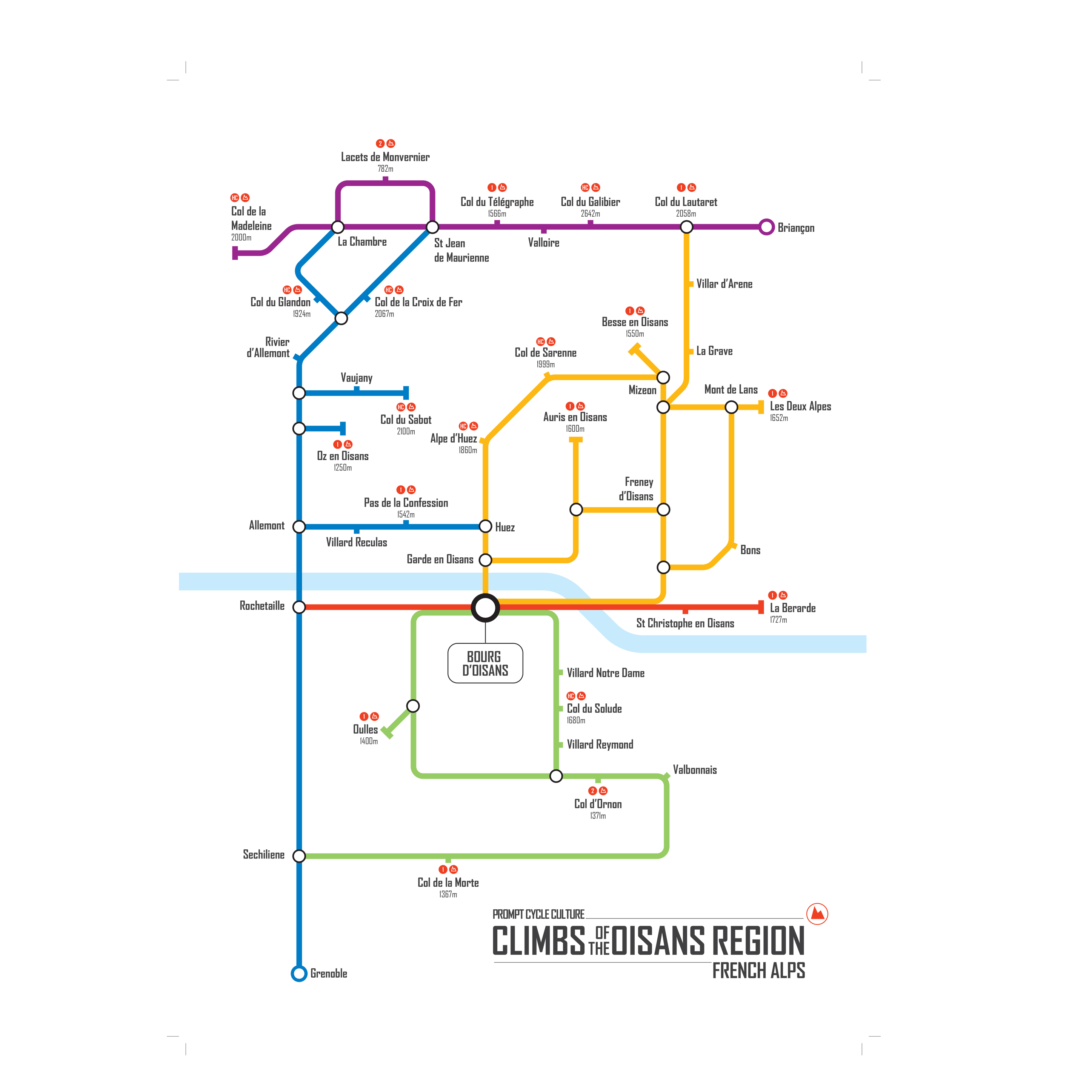 oisans-tube-map